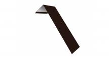 Металлические доборные элементы для фасада в Казани Планка лобовая/околооконная простая 190х50